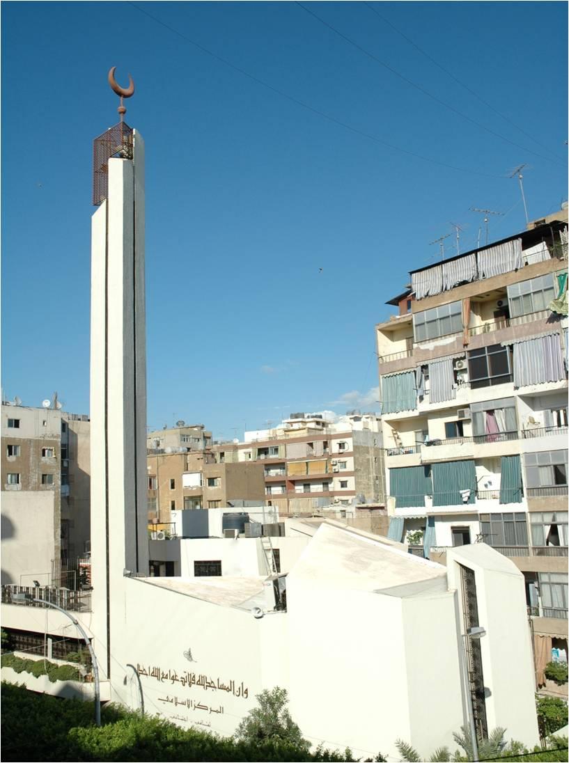 مسجد عائشة بكار